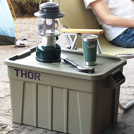 TRUST - THOR Large Totes With Lid