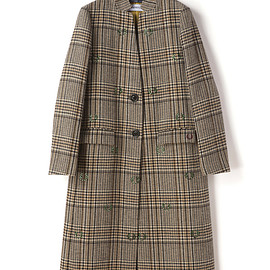 FRED PERRY - MUVEIL CHESTERFIELD COAT