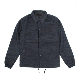 Black Scale - Bengal Over-Dyed Coach Jacket