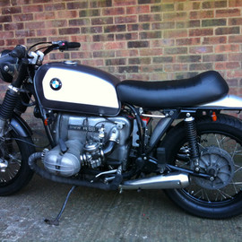 UNTITLED MOTORCYCLES - BMW R80/7