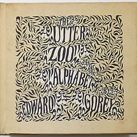 Edward Gorey  - The Utter Zoo An Alphabet