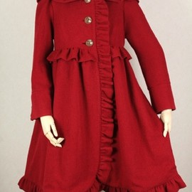 Little Red Riding Hood's Coat