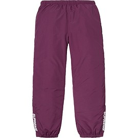 Supreme - Warm Up Pant Navy