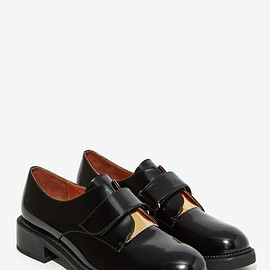 Jeffrey Campbell - Jeffrey Campbell Calvert Leather Oxford - Shoes | Oxfords | Jeffrey Campbell
