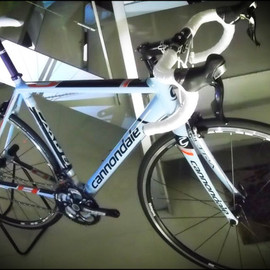CANNONDALE - 2014 CANNONDALE CAAD8 5 105 BLU