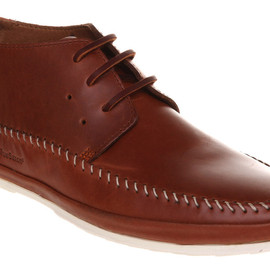 one true saxon - BUTTY CHUKKA BOOT