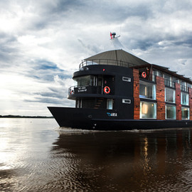 AQUA EXPEDITIONS - LUXURY AMAZON CRUISES