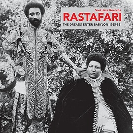 V.A. - Rastafari : THE DREADS ENTER BABYLON 1955-83 (Vinyl,LP)