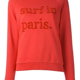 Cuisse De Grenouille - Surf in Paris スウェットシャツ