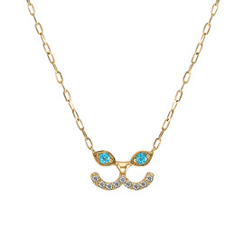 STAR JEWERY Girl - 限定商品 CAT NECKLACE