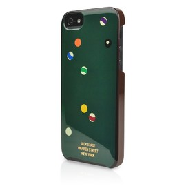 Jack Spade - snap on case for iPhone5