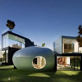 Planning Korea - Cocoon House