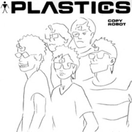 PLASTICS - Copy/Robot (1979) Rough Trade