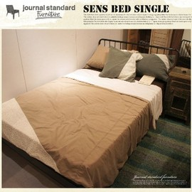 Journal Standard Furniture - SENS BED SINGLE