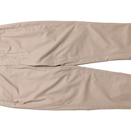 ENGINEERED GARMENTS - Andover Pant-High Count Twill-Khaki