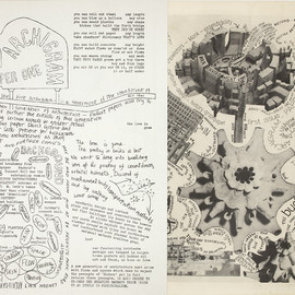 "Archigram - ""Archigram"" Issue 1, 1961"
