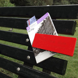 Pivot Creative - Ruilbank - book share bench clip