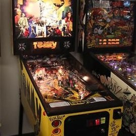 The Who - TOMMY-PINBALL-WIZARD-Pinball-Machine