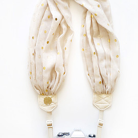 Bloom Theory - SCARF CAMERA STRAPS