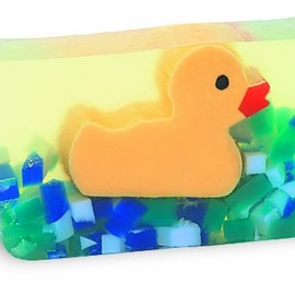 PRIMAL ELEMENTS - Rubber Duck Pillow Pack Aromatic Soap