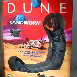 LJN Toys Ltd - Dune Sandworm