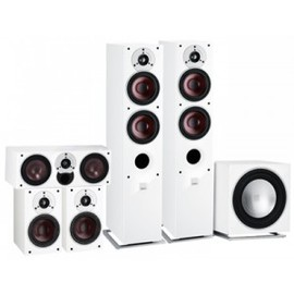 Dali - Dali Zensor 7 Speaker Package (White) (5.1)