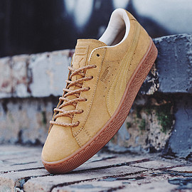 PUMA - Suede Classic (Winter Spice Pack) - Wheat/Gum