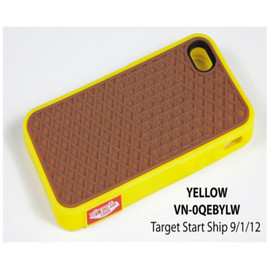 VANS - iPhone Case Yellow/Gum