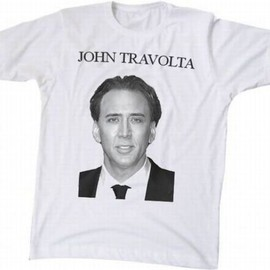 VAMPIRE YOUTH - John Travolta Tee