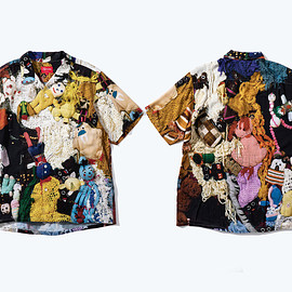 Supreme, Mike Kelley - More Love Hours Than Can Ever Be Repaid Rayon Shirt