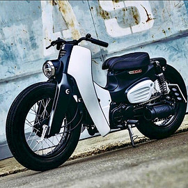 K-Speed - Honda Cub custom