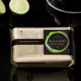 Starbucks Coffee - Starbucks Reserve® Malawi Peaberry Sable Farms