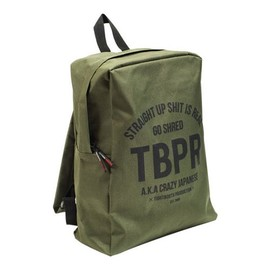 TBPR - STRAIGHT PACK (Olive)