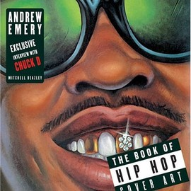 Andrew Emery - The Book of Hip Hop Cover Art
