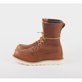 RED WING - Red Wing Shoes 877 - 8'' Moc Toe Oro-iginal