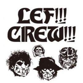 """LEF!!! CREW!!! - LEF!!! CREW!!!<br />""""THIS IS HARDCORE""""<br />(OFFICIAL MIX CD)"""