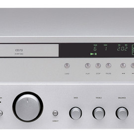 ARCAM - ARCAM DiVA CD73 CD Player and ARCAM DiVA A65 Plus Integrated Amplifier