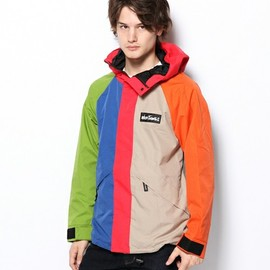 Wild Things - WILD THINGS 別注COULOIR JACKET Men's  (575)