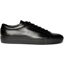 Common Projects - Common Projects Original Achilles Leather Low Top Sneakers