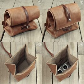 Cauhaid Camera Bag