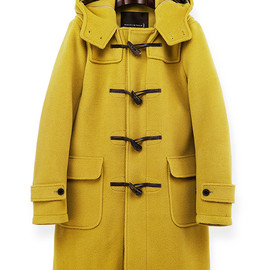 Double Faced Trench Coat