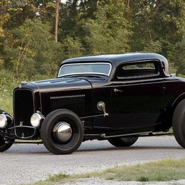 Ford - Model B Coupe 1932