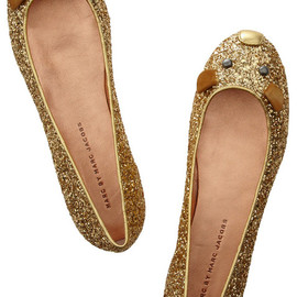 MARC BY MARC JACOBS - glitter mouse shoes