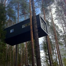 Treehotel - Tree House in Sweden