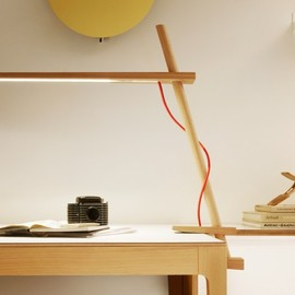 Dana Cannam - CLAMP lamp