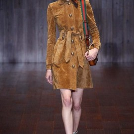 GUCCI - Spring 2015 Ready-to-Wear Gucci Model Tanya Katysheva (Next)