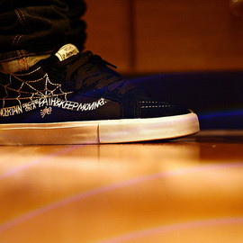 Vans Syndicate - Sk8-Mid x WTAPS