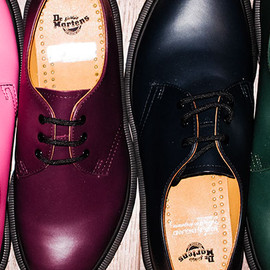 Dr.Martens - Made In England 1461 3-Eye