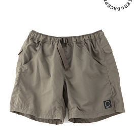 山と道 - 5-Pocket Shorts #Taupe
