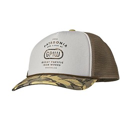 Patagonia - GPIW Biner Interstate Hat - Big Camo: Classic Tan
